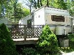 1 Bedroom Travel Trailer